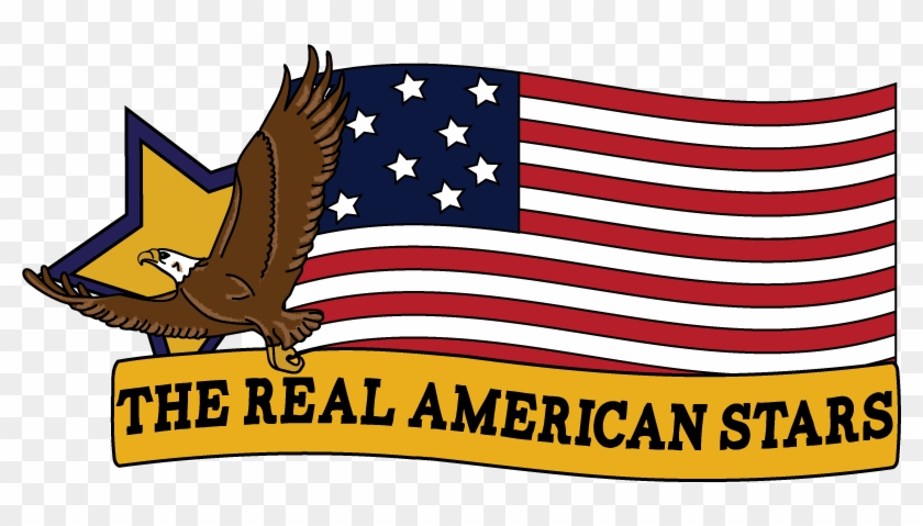 The Real American Stars - Flag Of The United States #89387