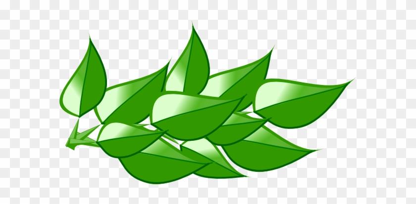 Leaves 4 Clip Art - Leaves Clipart #89422