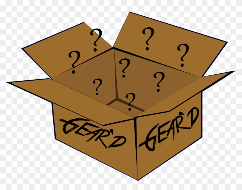 Oyster Cartoon Clipart - Cardboard Box #89557