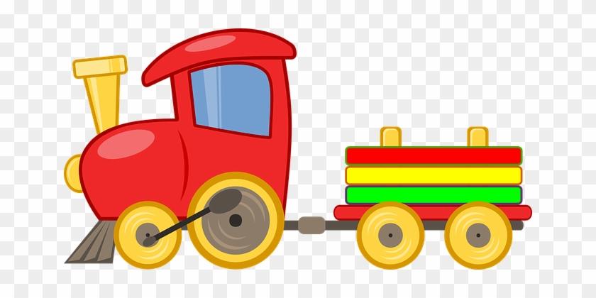 Toy Train Toys Play Childhood Locomotive T - Cartoon Train #89581