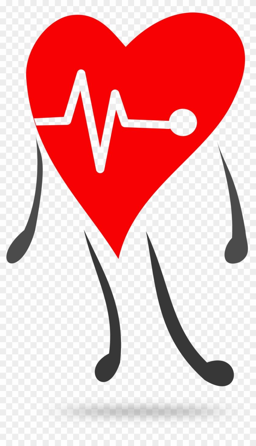 Corazon Señal - Health Symbol #89705