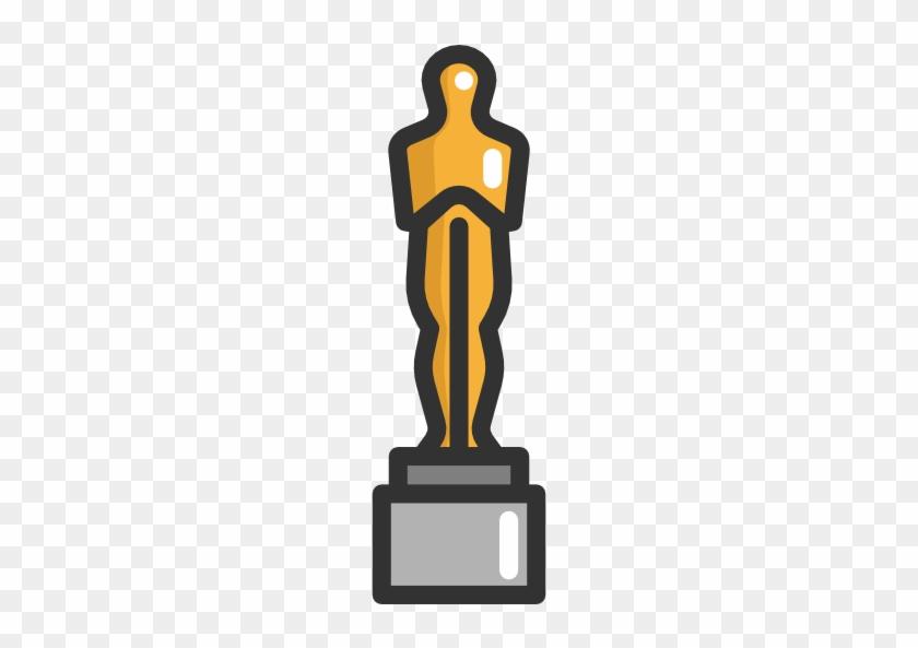 Oscar Clipart Prize - Oscar Icon #89732
