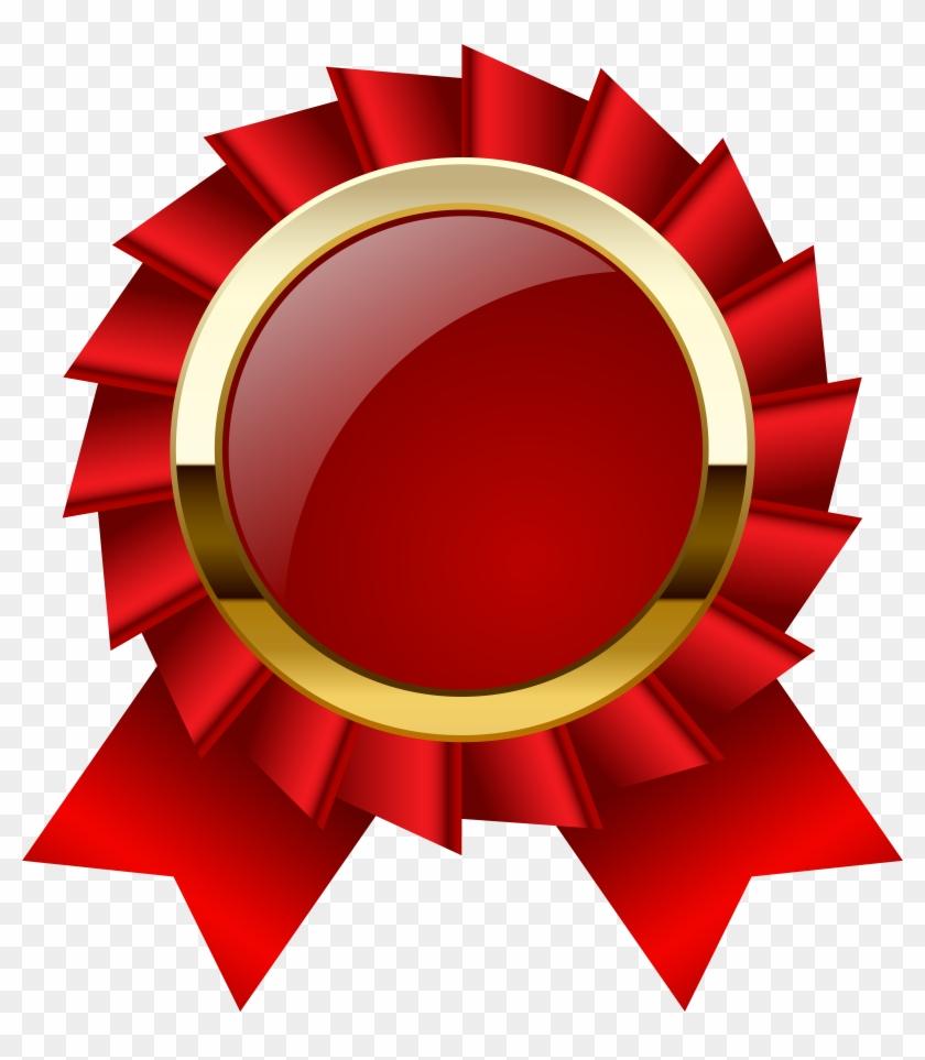 Ribbon Award Medal Clip Art - Ribbon Award Medal Clip Art #89754
