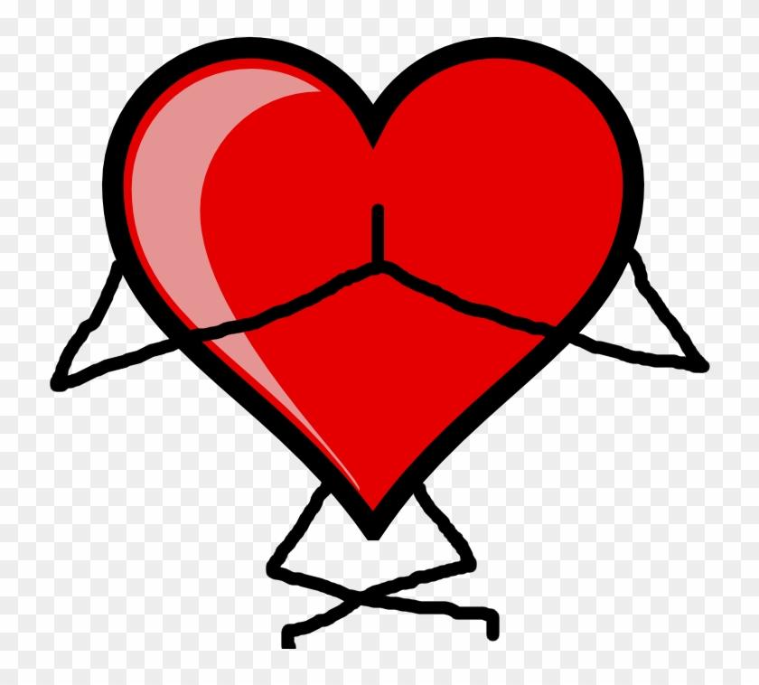 Heart Yoga - - Yoga Hearts #89770