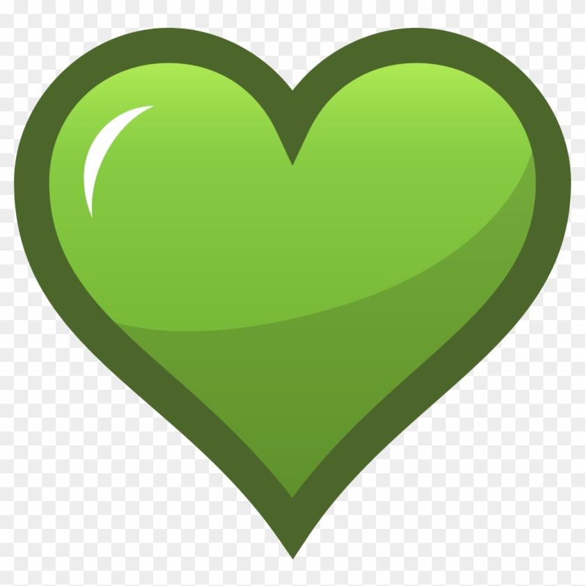 Orange Heart Icon Ocal Favorites Icon Selected Orange - Green Heart Transparent Background #89771