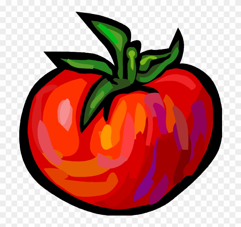 Look For The Tomato - Tomato Clipart #89820