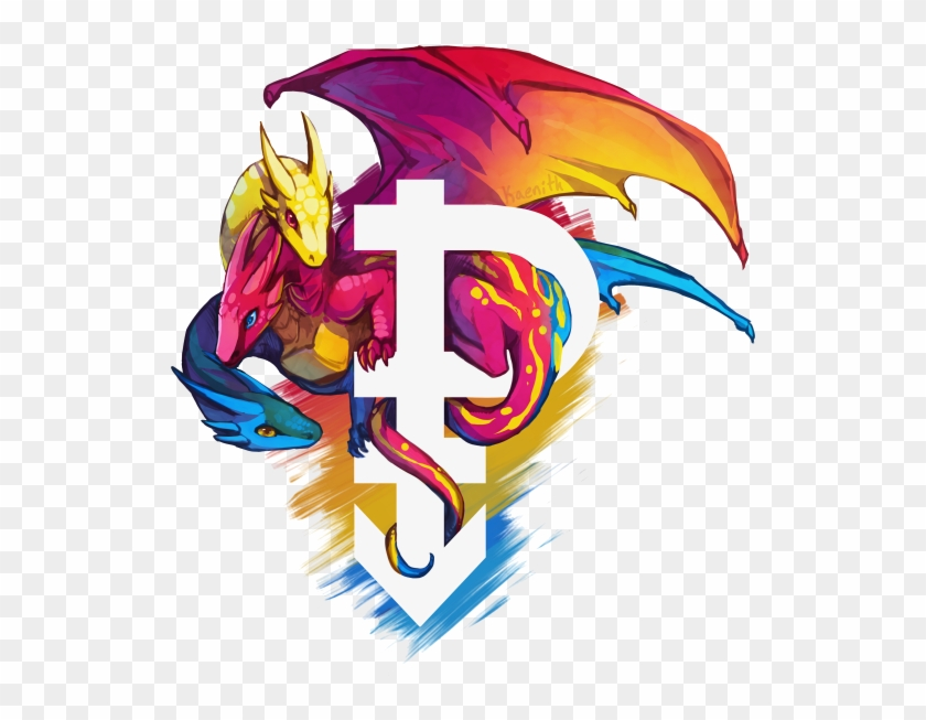 Happy Pansexual/panromantic Visibility Day - Pansexual Dragon #89874