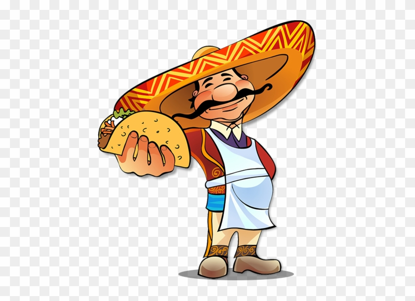 Mexican-man - Mexican Man Transparent #89915