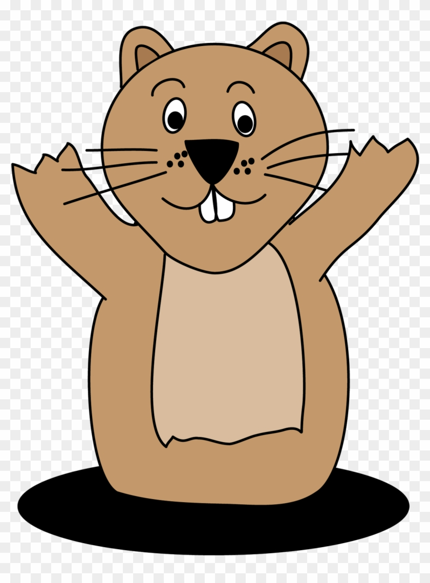 Groundhog Day Clip Art - Groundhogs Day Eve #89995