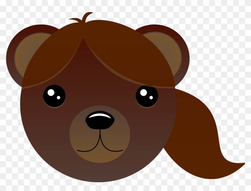 Pony Clipart Brown Thing - Brown Bear #90038