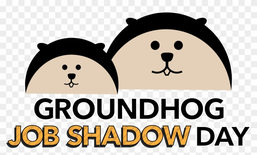 Cte Month Logo 2017 Fullcolor Tp Groundhog Logo -02 - Cartoon #90059