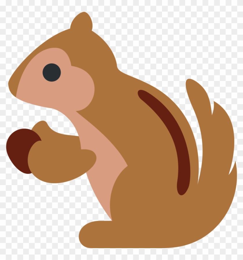 Squirrel Clip Art Free - Esquilo Que Trava O Celular #90067