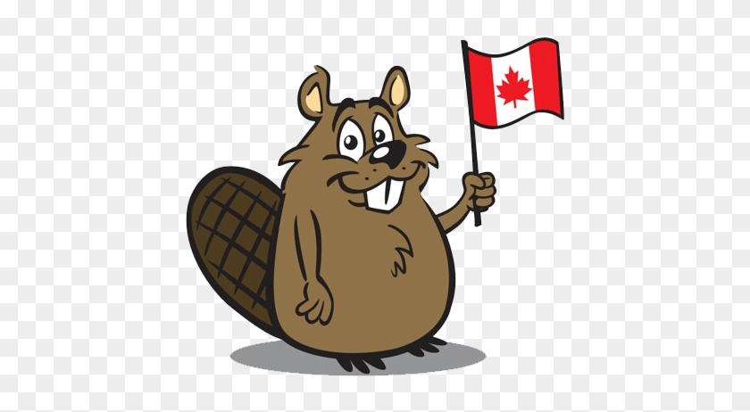 Beaver Png Free Download - Beaver Cartoon #90102