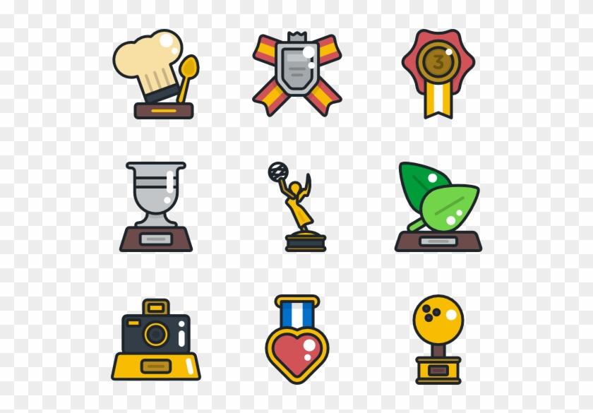 Award Collection - Awards Icons #90121