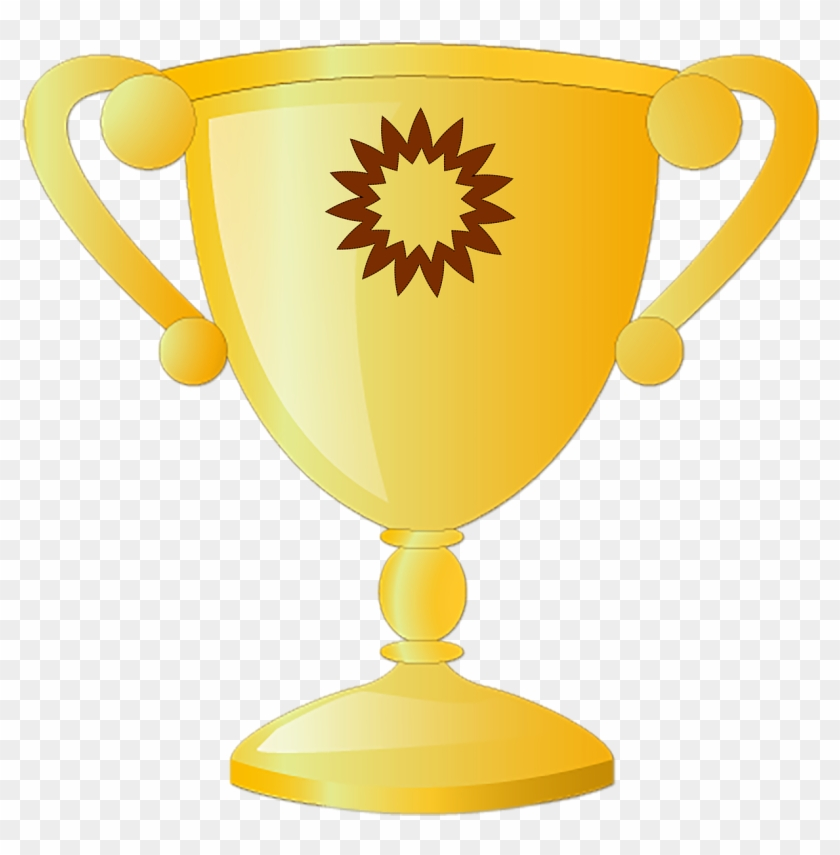 Trophy Win Prize Transparent Success Award - Band Of The Year 2018 Winner #90170