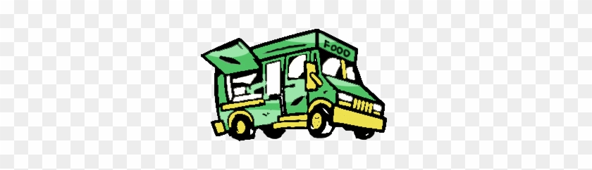 Simple Food Truck Clip Art Food Drive Clipart Cliparts - Food Truck Cuisine: Discover Delicious Recipes From #90269