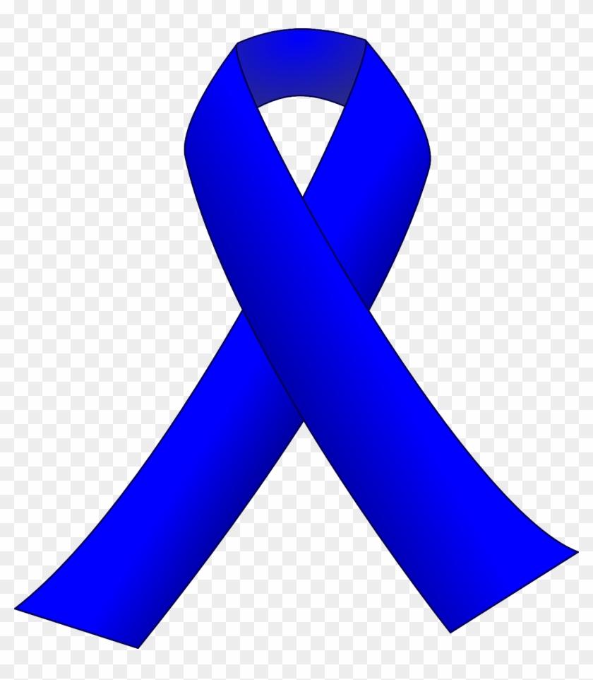 Blue Ribbon Clip Art Download - Purple Breast Cancer Ribbon #90271