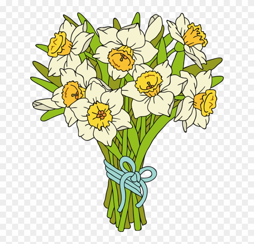 Pictures Of Daffodils - Daffodils Clipart Png Transparent #90322