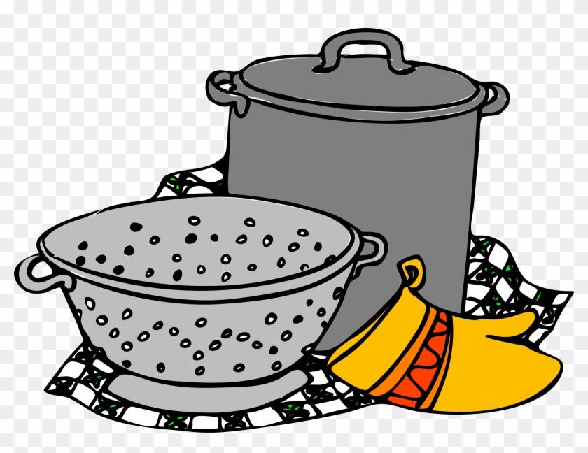 Clipart - Cooking Utensils Clip Art #90343