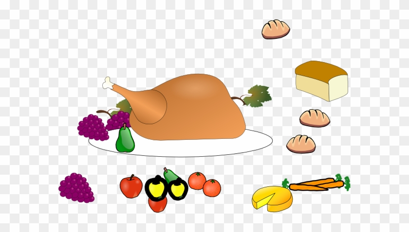 Dinner Clipart - Protein Clipart Png #90388