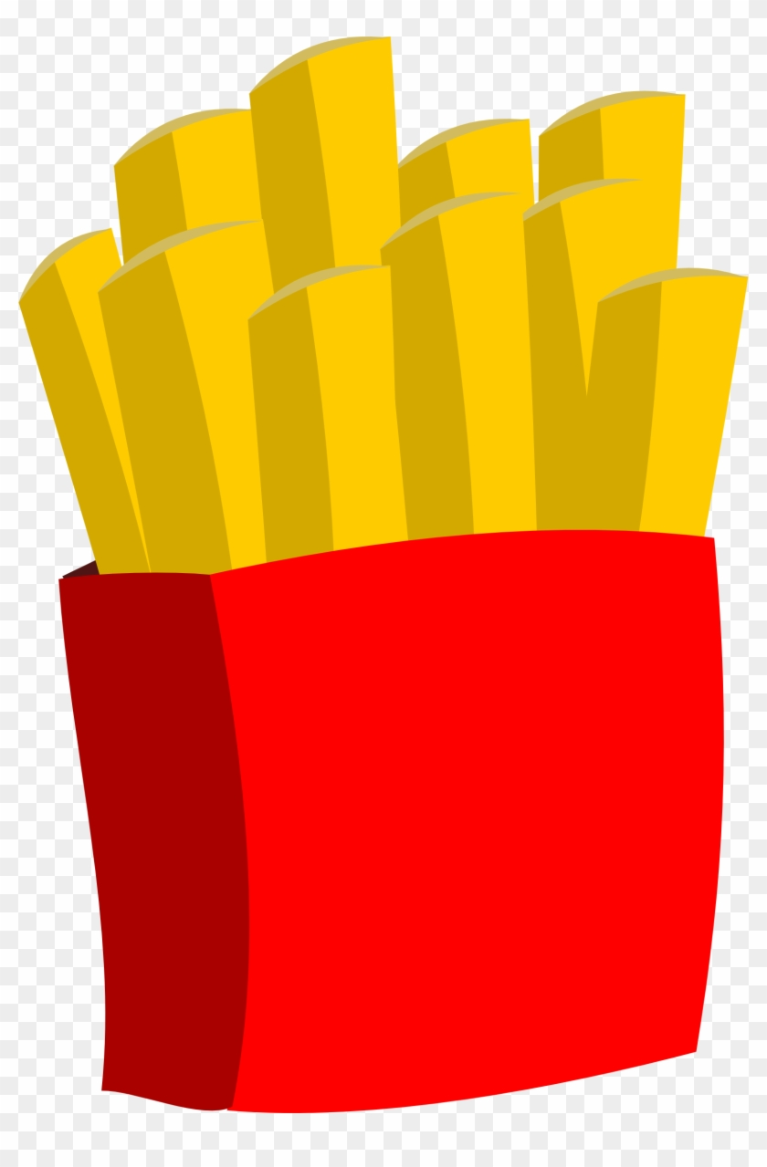 Doritos Clipart - French Fries Clip Art #90406