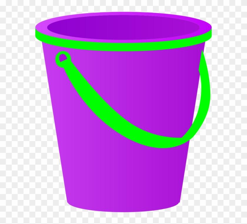 Beach Bucket Clipart - Beach Bucket Clipart Free #90416