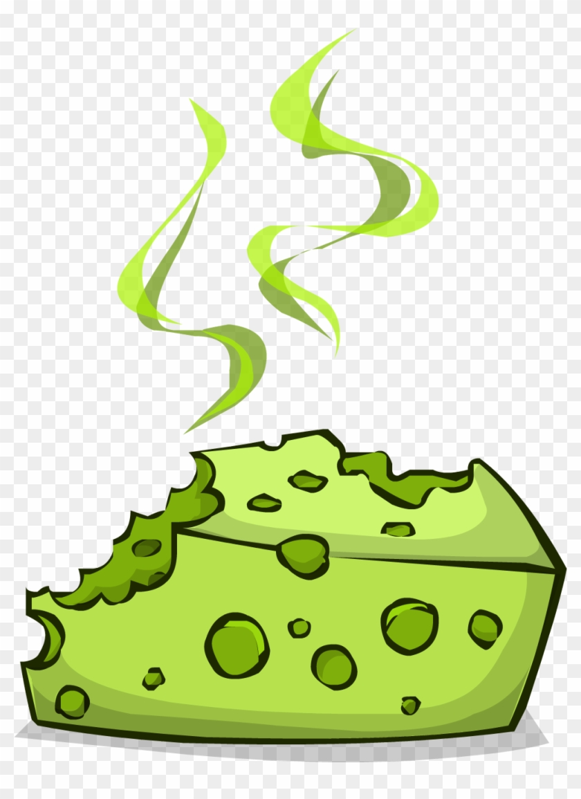 Stinky Food Clipart - Smelly Clipart #90417