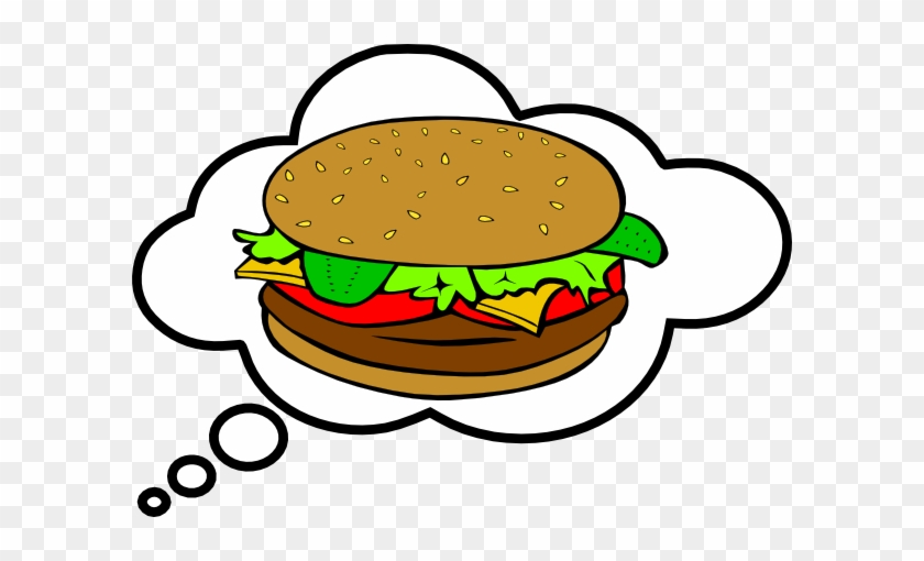 Hamburger Clipart Animated - Animated Pictures Of Food #90429