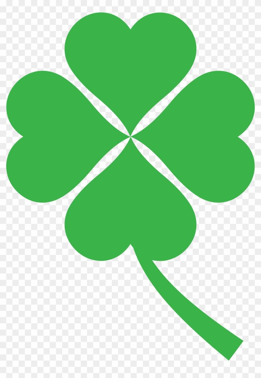 Big Image - Green Four Leaf Clover #90462