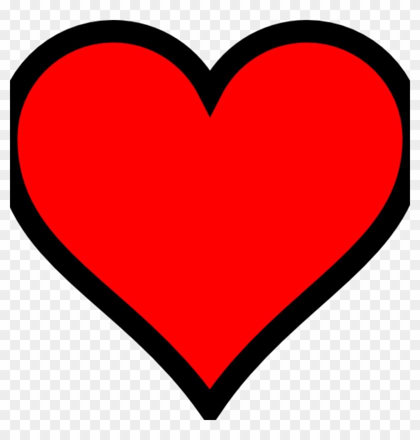 Hearts Clipart Plain - Heart Shape For Photoshop #90486