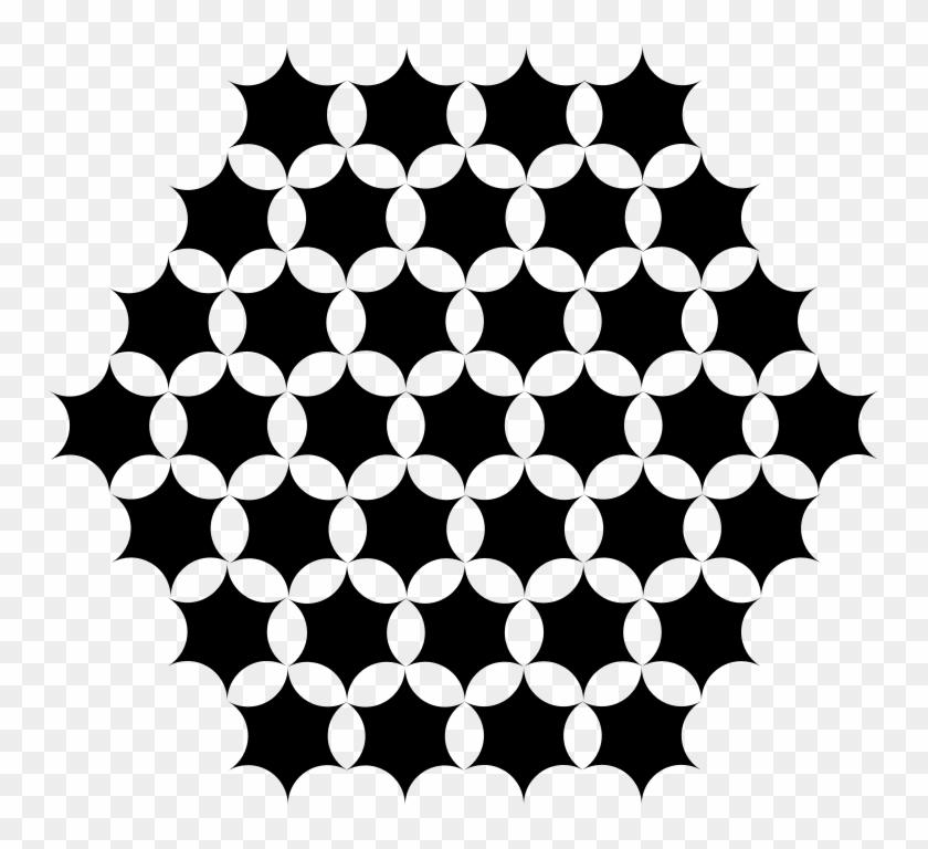 Hexagon Clover - Meat Grinder #90622
