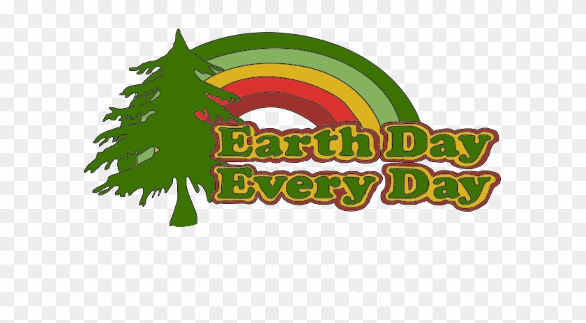 Earth Day Every Day At Copleand Creek - Illustration #90717