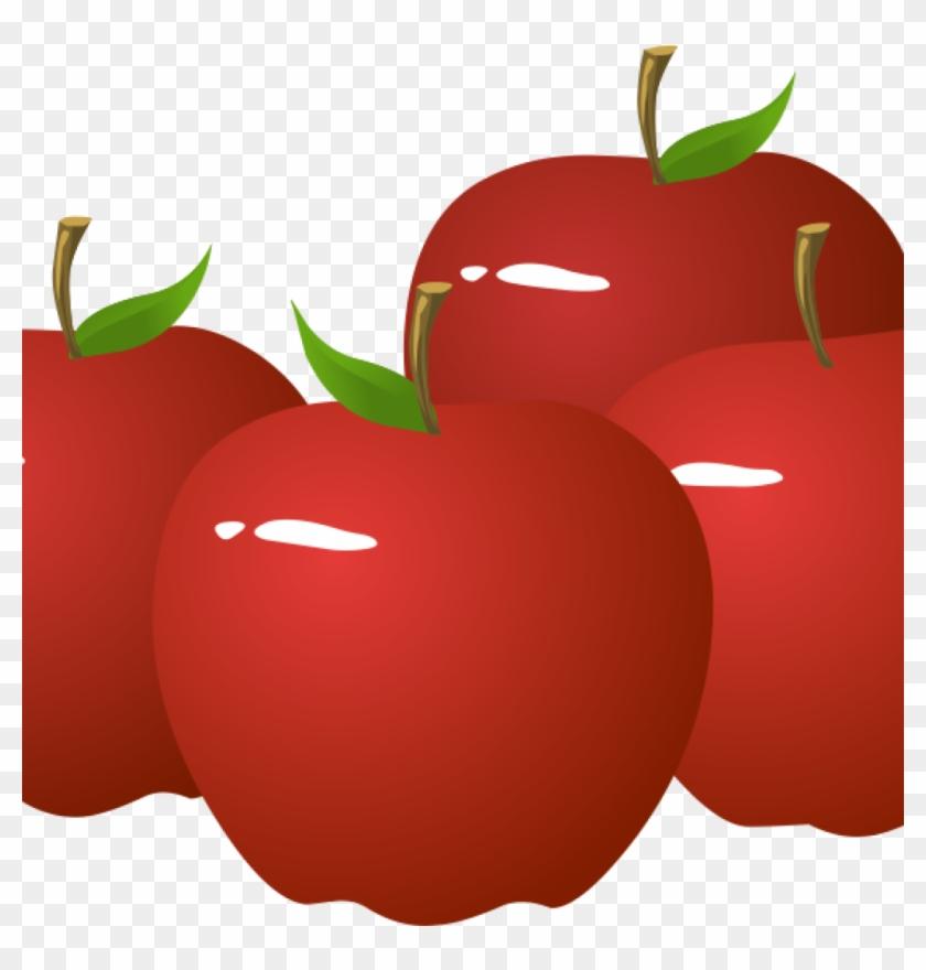 Apple Images Clip Art Cute Apple Clip Art Free Clipart - Mcintosh #90735