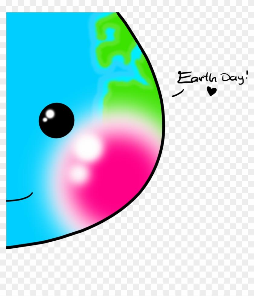 Earth Day -cute By Alicemason - Cute Drawing Earth Day #90745