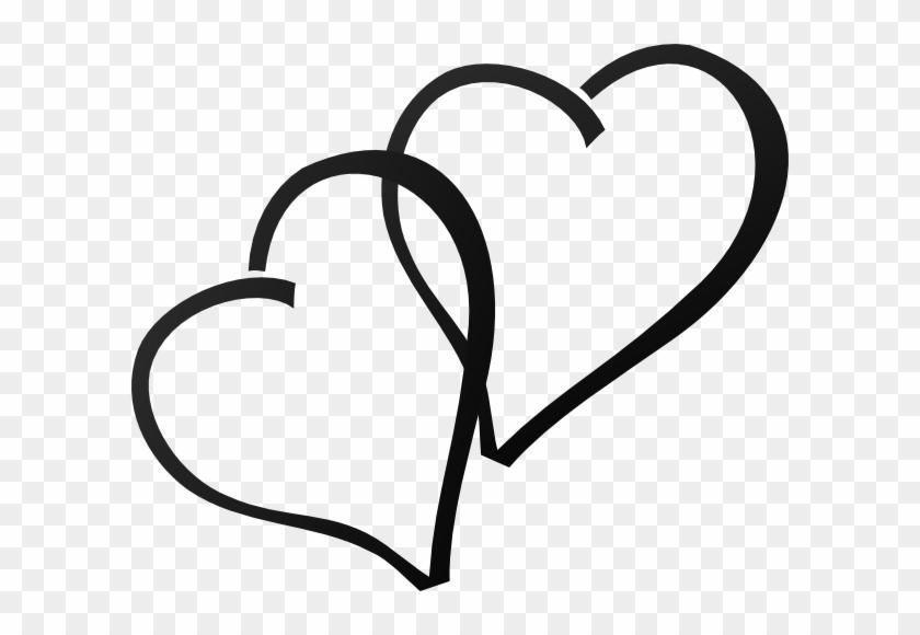 Hearts Clip Art At Clker - Heart Clipart #90778