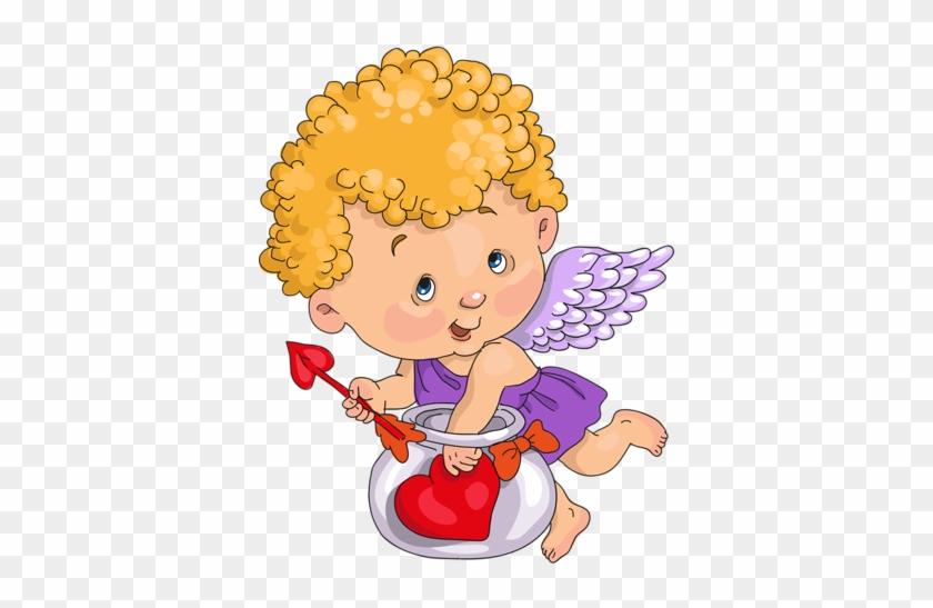 Png Ангел С Сердцем #90812
