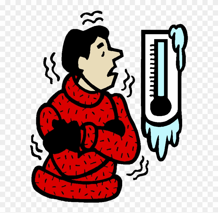 Cold Weather Foot Pain Part - Living Things Respond To Their Environment #90813