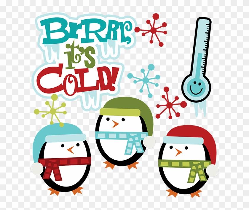 It's Cold Clipart - Clip Art #90824