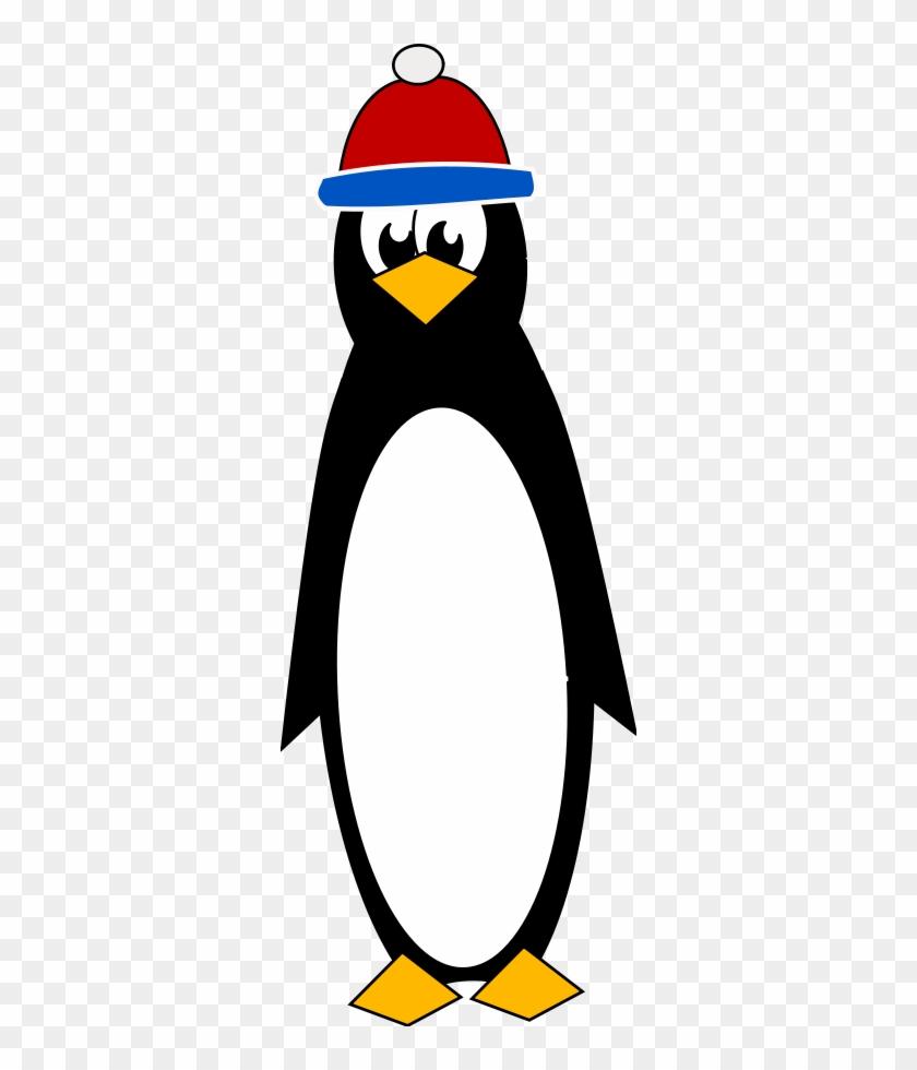 Penguin Clipart Cold - Tux #90835