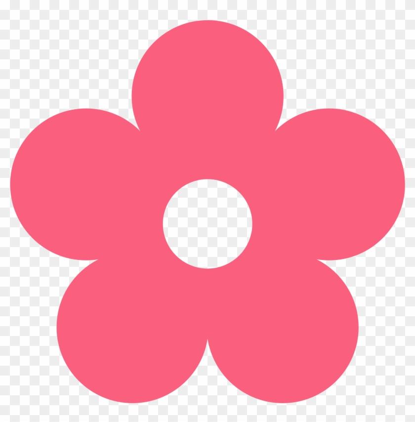 Blue Flower Clip Art - Blue Flower Clip Art #90897