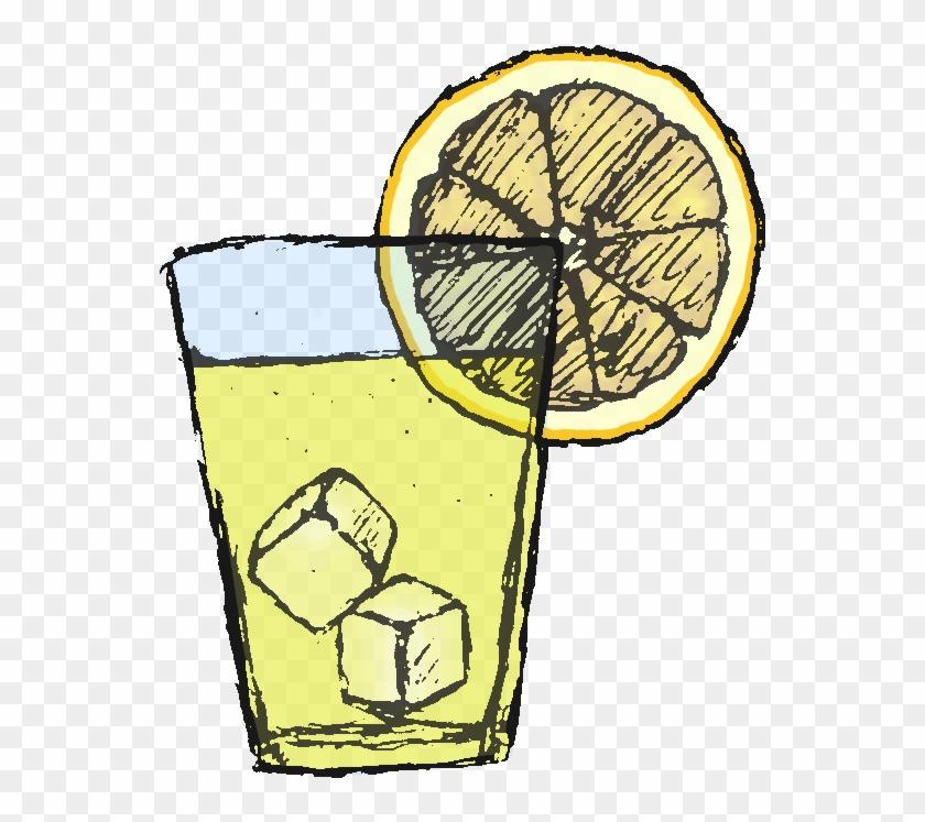 Expenses And Profits - Lemonade Clipart #90893