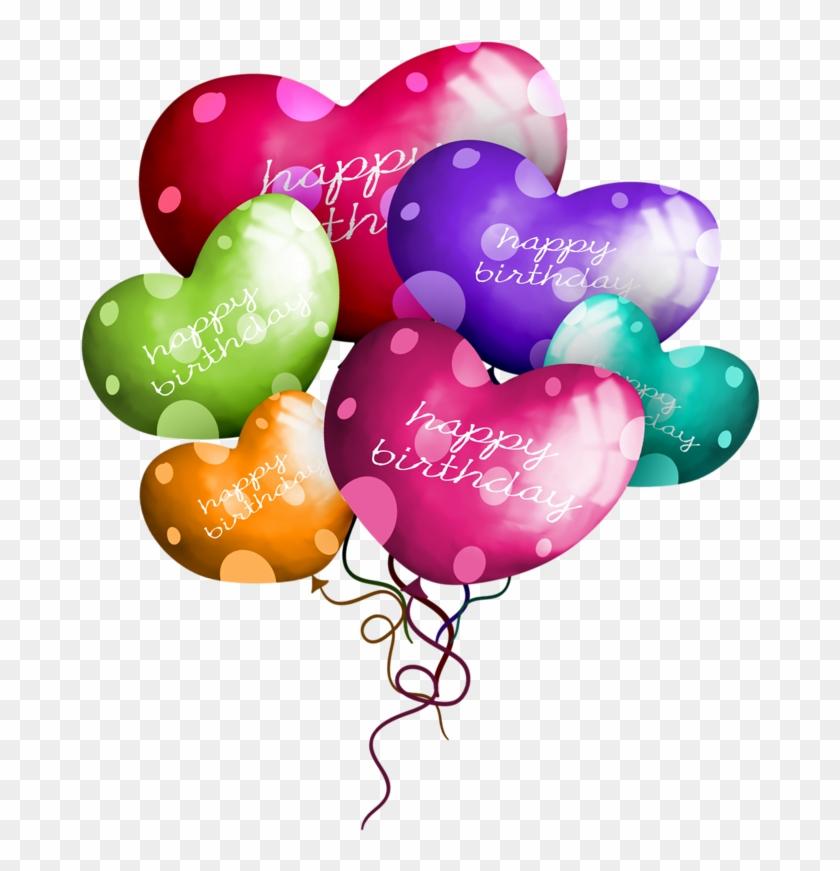 Glitter Emoticon - Geburtstag Luftballons Png #90898