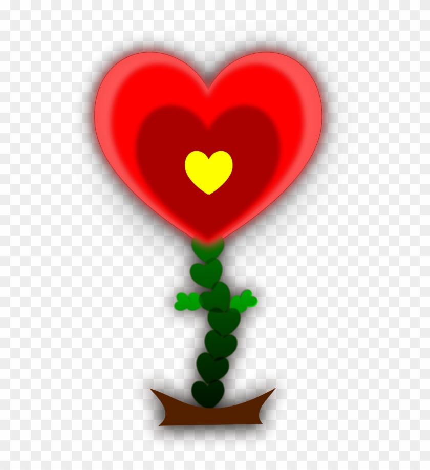 Heart Flower - Icon #90907