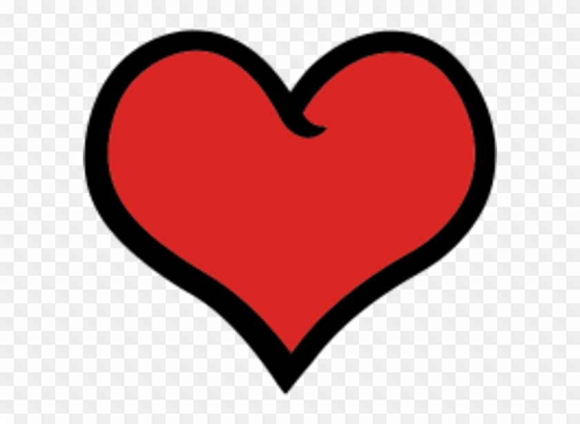 Cute Pictures Of Hearts Cute Heart Free Images At Clker - Heart Clipart High Resolution #90938