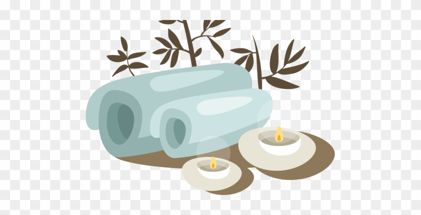 Day Spa Cliparts - Spa Day Clipart Png #91027