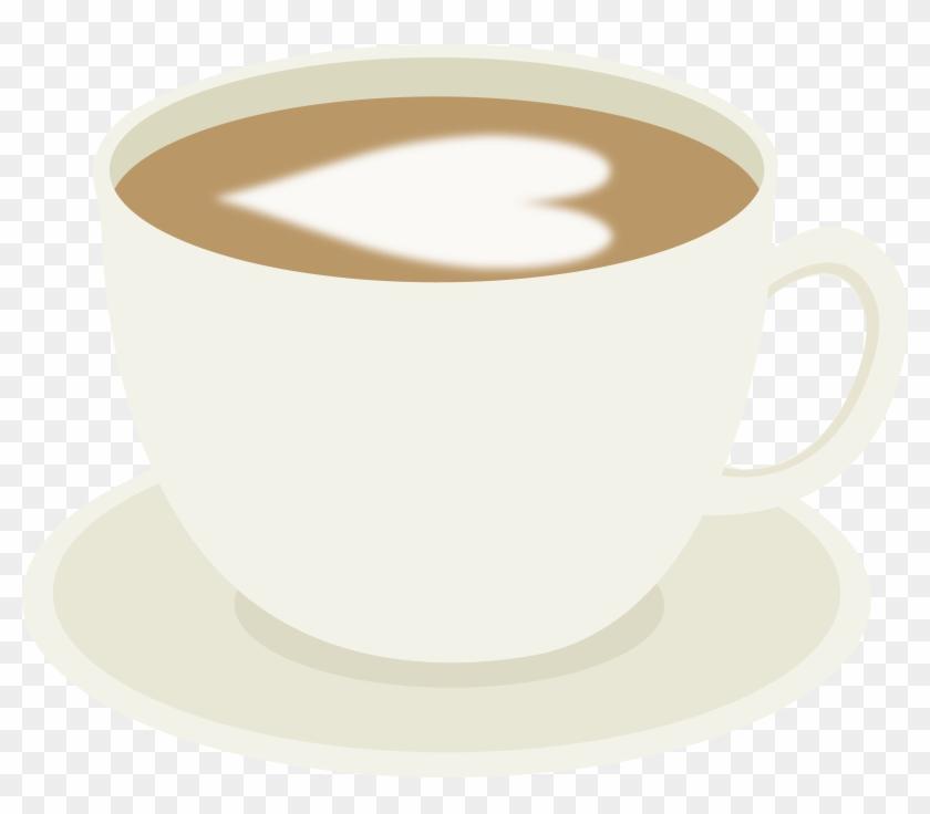 Starbucks Clipart Cute Cartoon - Green Tea Clip Art #91078