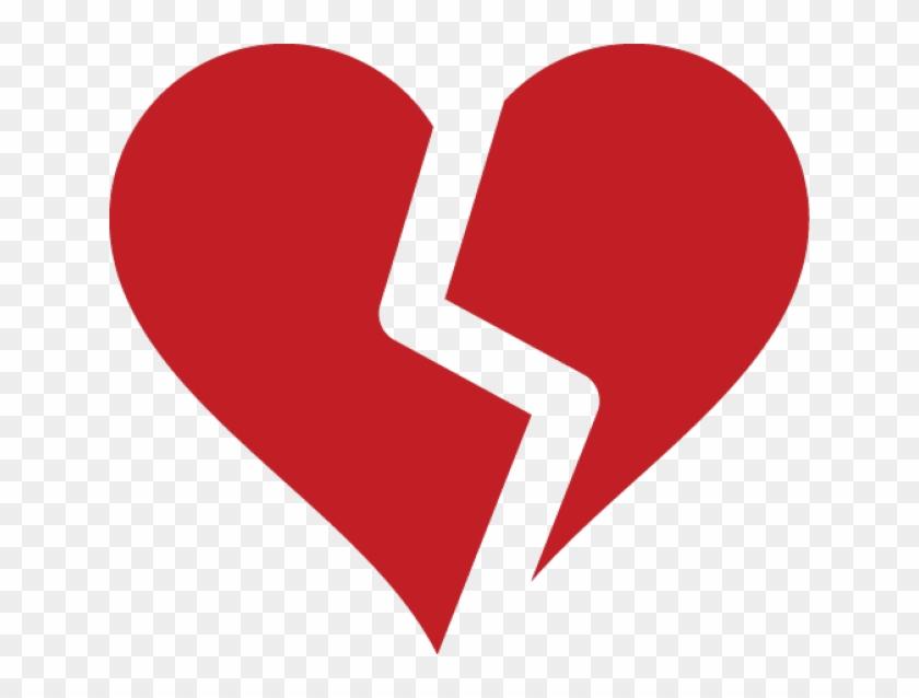 Best Friend Heart Clipart Clipart Kid - Broken Heart Icon Vector #91105