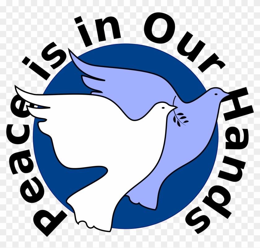 Big Image - Peace Is In Our Hands #91129