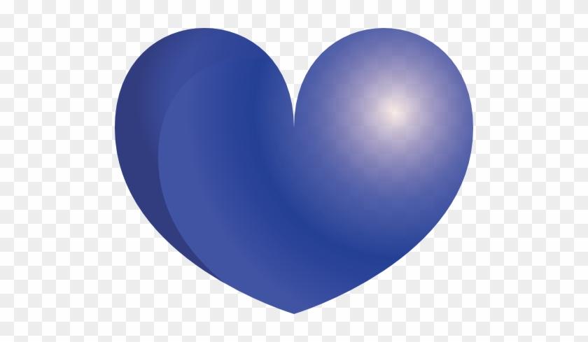 Blue Heart - صور قلب ازرق يتحرك #91184