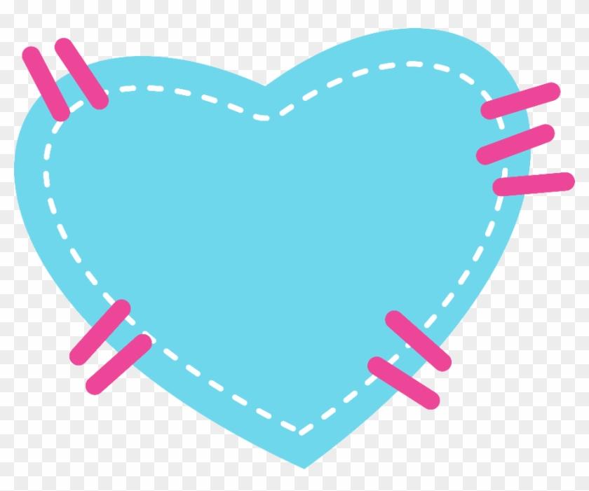 Say Hello - Lalaloopsy Heart Png #91186